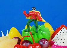 Cake Topper DC Comics Universe Batman John Blake Robin Toy Model Figure K1059