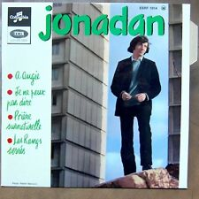 JONADAN A Angie EP FRENCH PROTEST SINGER BOB DYLAN style MINT/MINT!