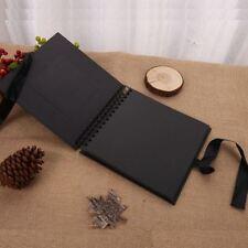 Scrapbook Album 80 Pages Craft Photo Album DIY for Wedding Valentines Graduated