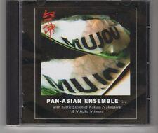 (HH265) Pan-Asian Ensemble, Live - Mujou - 2007 CD