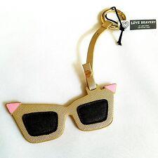 Love Bravery Key Ring Fob Sunglasses Key Chain Lady Gaga Elton John