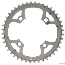 Shimano 44T 9 Speed Outer Chainring Deore FC-M510 Silver 104mm BCD Y1DS98020