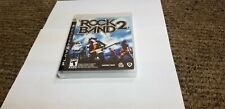 Rock Band 2 (Sony PlayStation 3, 2008) new ps3