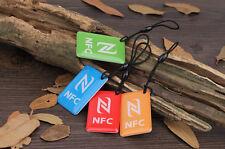 4X NFC Tags Ntag216 RFID Smart Card for Samsung Galaxy Sony Nokia Xiaomi Nexus