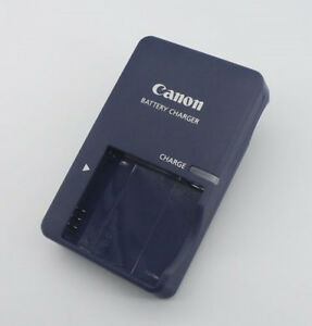 Original CANON CB-2LV CB-2LVE Battery Charger for NB-4L New