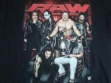 WWE RAW Wrestling Sting Black T Shirt Men's Size L