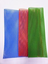 "Flexible Polyethylene Plastic Protective Netting, 3-4"", 4-5"", 6-7"", 1 - 25 Feet"