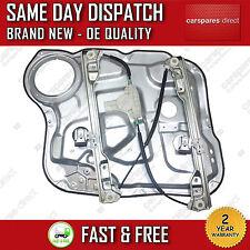 FOR HYUNDAI SANTA FE MK2 2006>12 ELECTRIC FRONT LEFT NEAR SIDE WINDOW REGULATOR