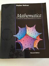 Mathematica :(2nd ed ) ...  plus : Programming in Mathematica