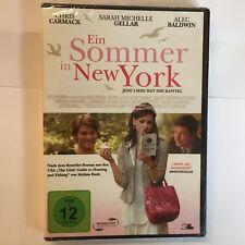 Ein Sommer in New York - DVD - NEU