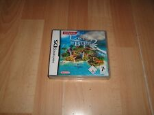Perdido en azul 2 Nintendo DS 3DS PAL Reino Unido