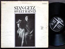STAN GETZ Sweet Rain LP VERVE RECORDS V6-8693 US 1967 DG Bossa Nova Chick Corea