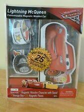 Bendon Disney Cars 25-Piece Wooden Magnetic Car Kit