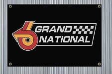 Buick Grand National Garage Banner (2x3 or 3x5)