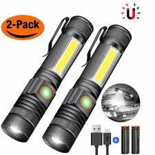 LED-Taschenlampe XXL Zoom Stablampe Military Security Fernlicht 5km Leuchtweite