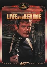 Live and Let Die 007 (DVD, 1999, Special Edition, Widescreen) Roger Moore