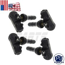 TPS Sensors SET (4) TIRE PRESSURE MONITORING For Mercury Mariner