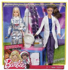Barbie® Careers - Astronaut & Space Scientist Dolls [FCP65 / FCP64]