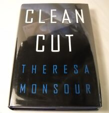Clean Cut - SIGNED by Theresa Monsour - 1st Edition / 1st Printing (B139)