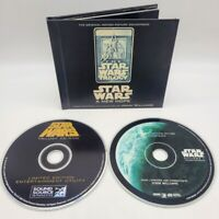 Star Wars Episode IV: A New Hope [Soundtrack] John Williams CD-ROM Book Special