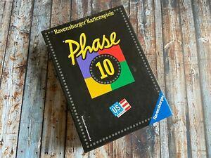 PHASE 10 von Ravensburger - Kartenspiel - 100%vollzählig