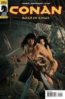 CONAN ROAD OF KINGS #1 DOUG WHEATLEY COVER DARK HORSE COMICS 2010