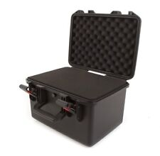 Waterproof Hard Plastic Case with Foam suitable for Cameras & Accessories