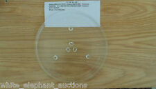 "11 1/4"" DAEWOO MICROWAVE GLASS PLATE / TRAY 3517203500 Used Clean"