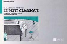 Partition pour piano - Marthe Morhange-Motchane - Le Petit Classique
