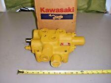 Kawasaki 38523-60020 Tractor Steering Valve Assembly Model STF25B02-14