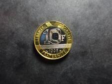 Génie de la Bastille - 10 Francs - 1998