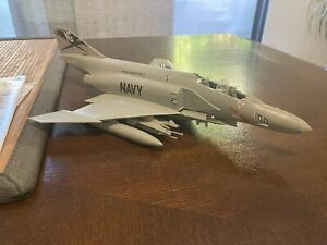 Revell 1/32 F-4J Phantom II Damaged (For Restoration or Parts)