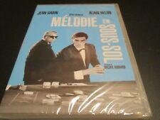 """DVD NEUF """"MELODIE EN SOUS-SOL"""" Jean GABIN, Alain DELON"""