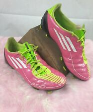 Adidas F50/F10 Soccer Shoes Size 9 s142