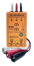 Extech 3 fase & Rotazione Motore Tester 480303