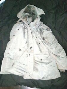Vintage US Air Force Cold Weather Parka Jacket Large