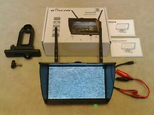 "Boscam Galaxy D2 Monitor 5.8GHz 32CH LCD 7"" FPV Diversity RX / RC Plane Drone"