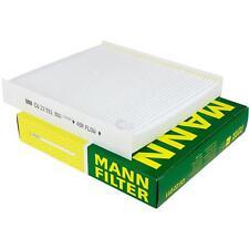 Original MANN-FILTER Innenraumluft Pollenfilter Innenraumfilter CU 22 011