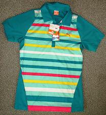 Neues Puma Golf Duo-Swing Graph Shirt Poloshirt Gr. XS = 34 / 164 cm UVP 80 €