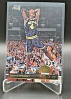 1993-94 Chris Webber Classic Draft Picks Gold /9500 #1 Rookie RC NM-MINT