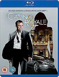 James Bond 007 Casino Royale (Blu-ray, 2007)
