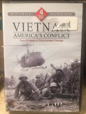 Vietnam War: Americas Conflict DVD 4-Disc) NEW SEALED**SHIPS FREE SAME DAY**