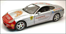 Ferrari 612 Scaglietti China Tour Silver  L7129 1/18 HotWheels Elite