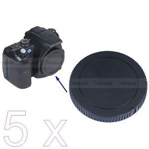 5x Body Cover Cap Protector for Sony Konica Minolta a Digital Film SLR Camera