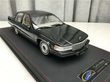 1/18 1993 Cadillac Fleetwood Brougham black ORIGINAL Factory authorization