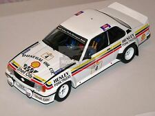 VINCENT BONNER OPEL ASCONA GALWAY RALLY   RARE  1/18 scael