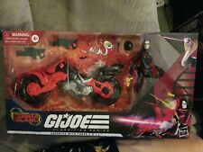 Baroness with Cobra Coil GI Joe Classified Series