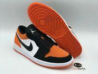 "Nike Air Jordan 1 Low ""Shattered Backboard"" Size 10.5 553558-128 FREE SHIPPING"