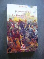 LA BATAILLE DE MONS  23 24 AOUT 1914  LE PREMIER CHOC   Yves Bourdon   NEUF
