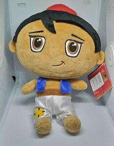 "Disney Aladdin 12"" Princess Soft  Plush Toy"